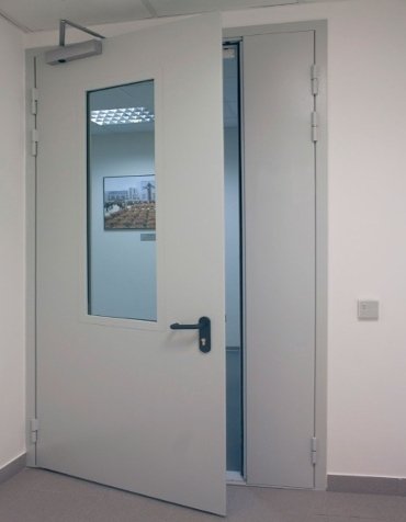 стальные двери и противопожарные двери